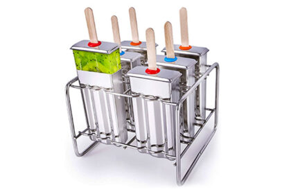Kitzini Stainless Steel Popsicle Molds