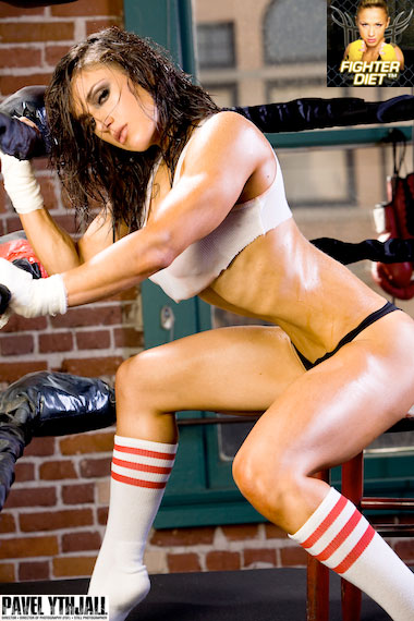 Some women assume they'll bulk up if they train too hard