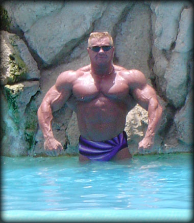 Scott at his freakiest: 5.9 and 270 pounds