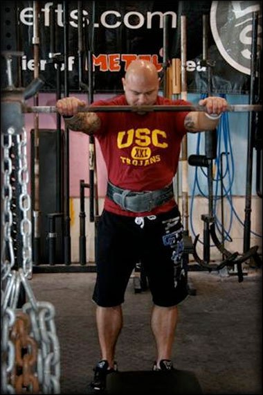 Wendler's training program is basic but incredibly effective.