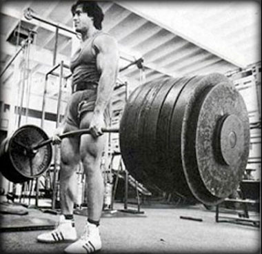 Rack pull training can help make your deadlift sticking points a thing of the past