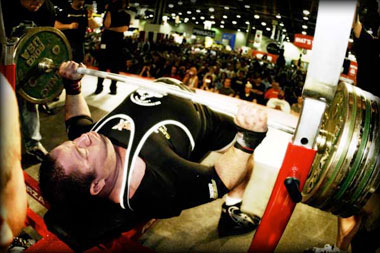 Dave Tate says, get fatter for a bigger bench!