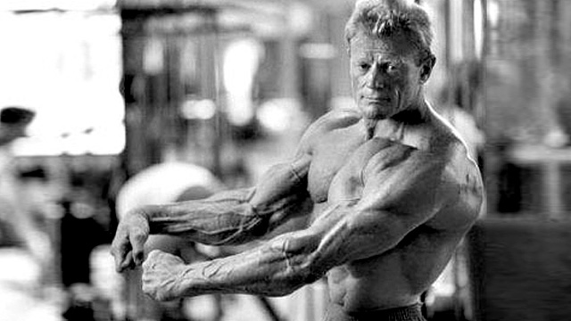 100 Year Old Musclehead