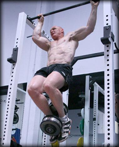 Paul is no stranger to heavy, basic training.