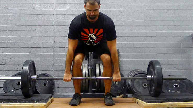 Conventional Block Pull