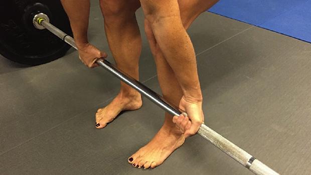 Alternating Grip
