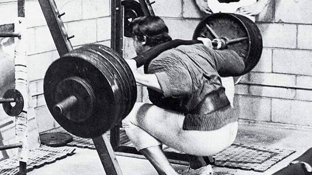 Arnold squat