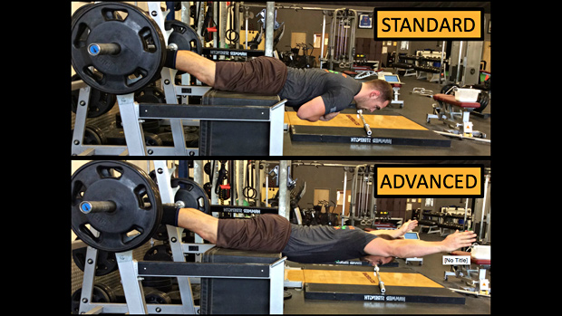 Back-Extension Iso Hold