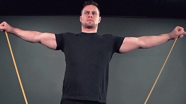 Banded Lateral Raise