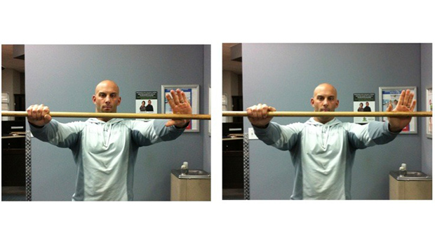 Bench Press Hand Position