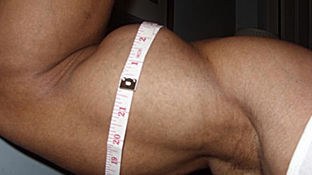 Biceps-Measure