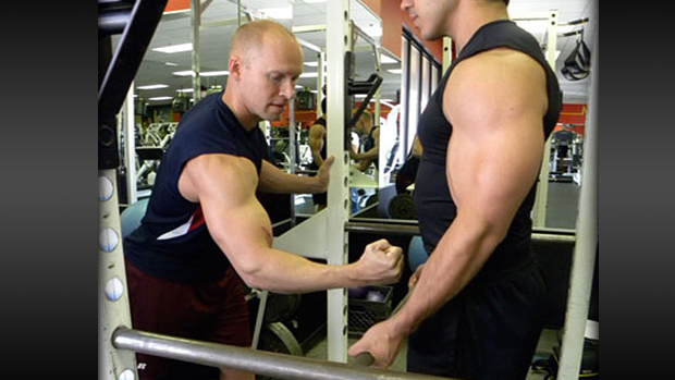 Biceps Punch