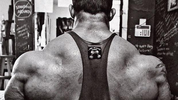 Bodybuilder Traps