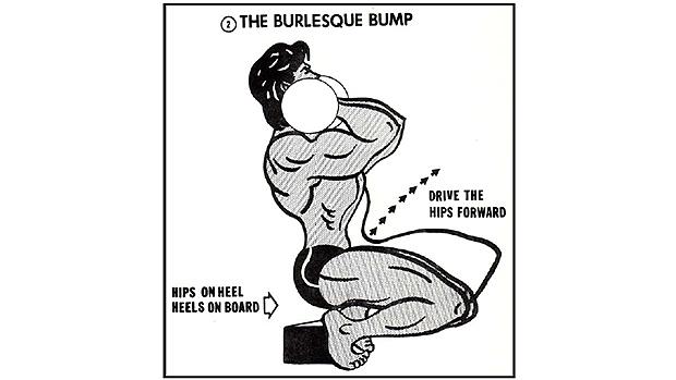 Burlesque-bump