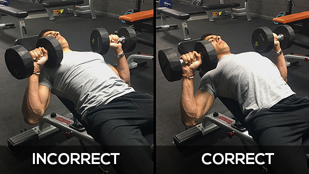 Chest Up Bench Press
