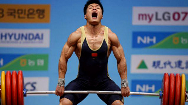 Chinese Lifter