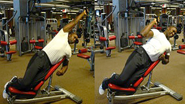 Cobra Pulldown Exercise
