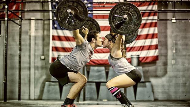 CrossFit Kiss