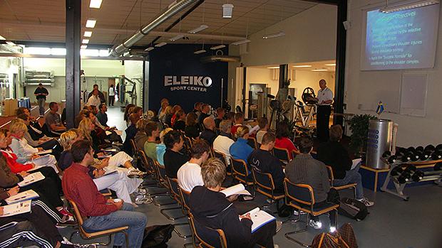 Eleiko Sports Center