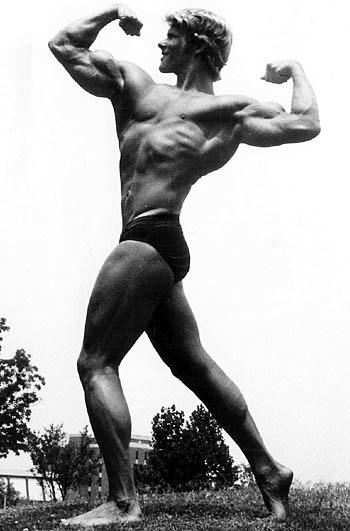 Ellington Darden Mr America 1972