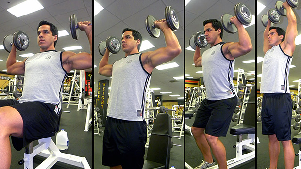 Extended Push Press