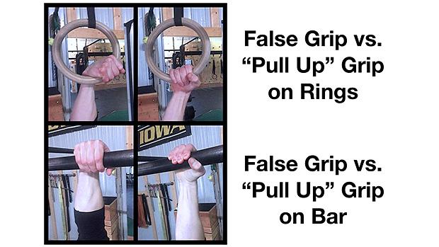 False Grip
