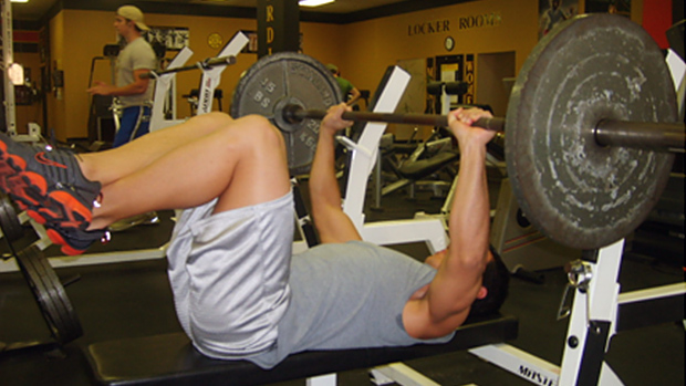Feet-up-Bench-Press