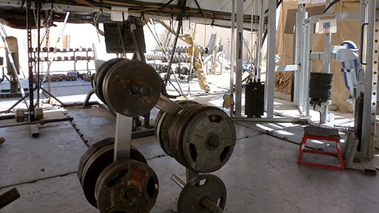 Field Weight Room