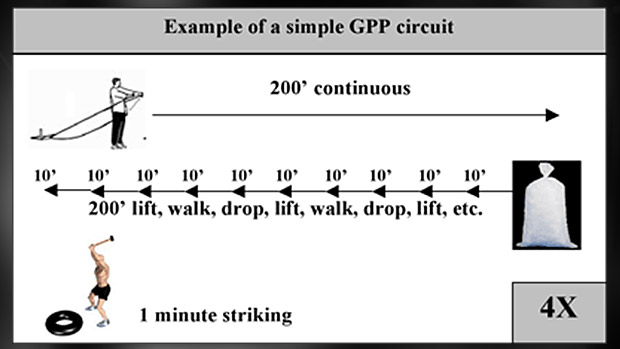 GPP-Circuit