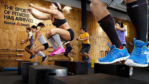 Group Box Jumps
