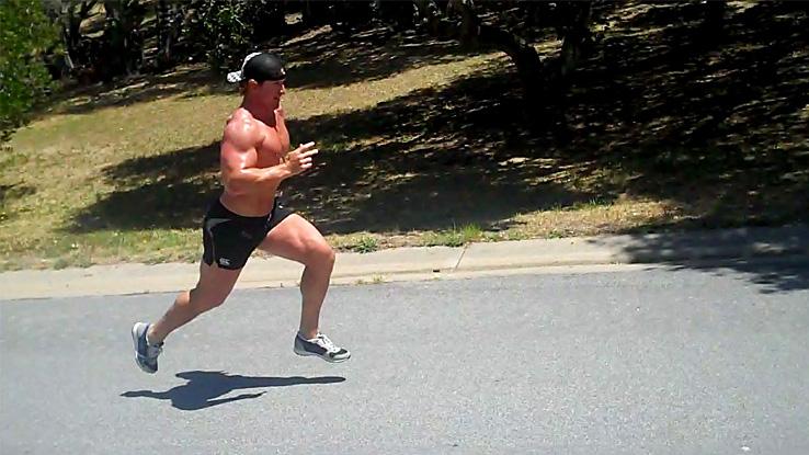 Hill-sprints