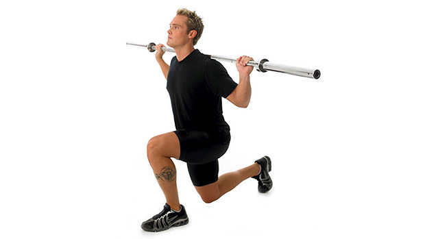 Iso-Hold Lunge