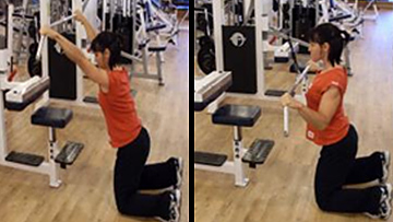 Kneeling Double Down Pull-Down1