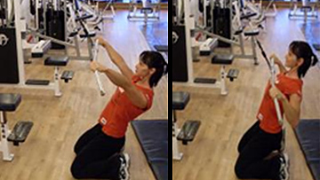 Kneeling Double Down Pull-Down2