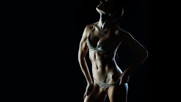 Lean Woman