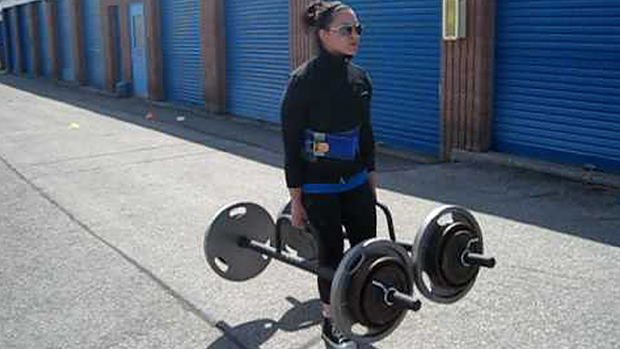 Loaded Carry Woman