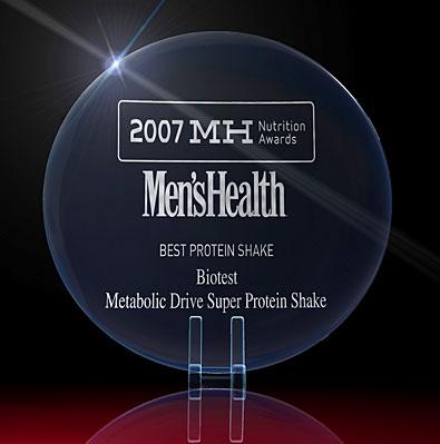 Men's Health Award'