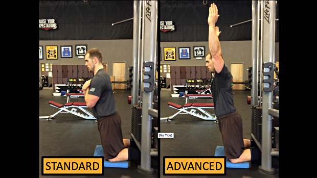 Nordic Hamstring Curl Iso Hold