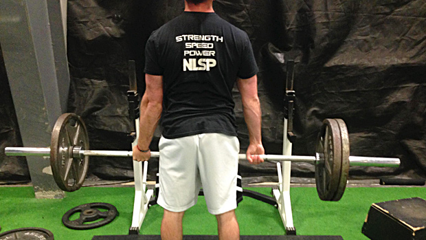 Off-Weighted Deadlift