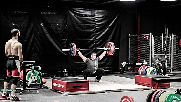 Olympic Lifters