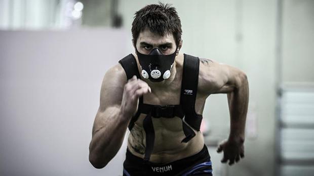 Oxygen Mask Training
