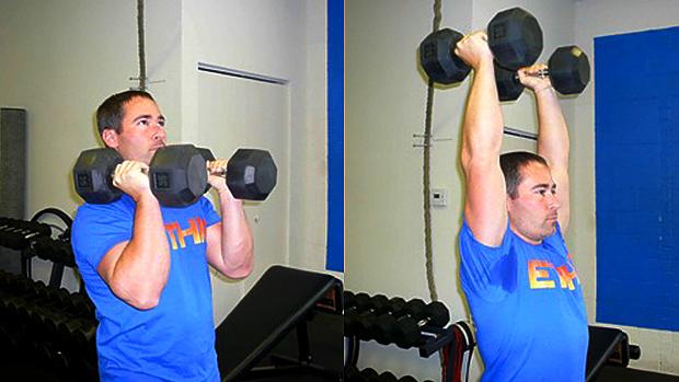 Parallel Shoulder Press