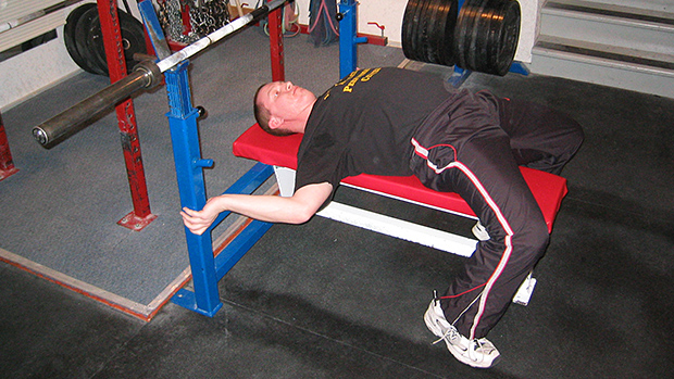 Pushing-the-upper-back