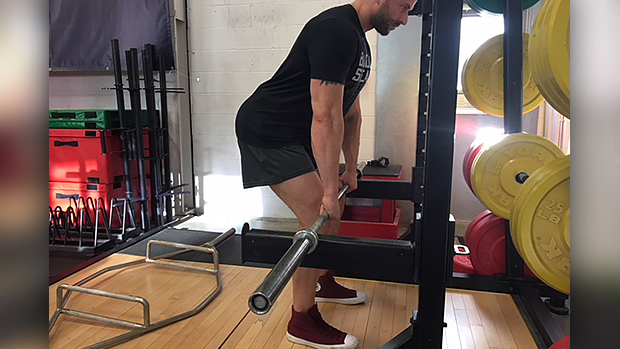 Rack Pull Position