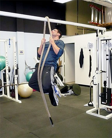 Rope-Pull-Up