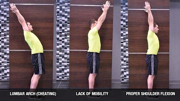Shoulder Mobility Test
