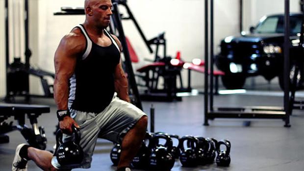 Single-leg-training