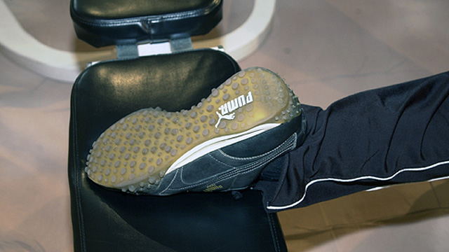 Singleleg Squat Foot