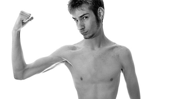 Skinny Guy