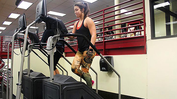 Stair-mill